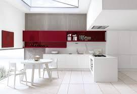 cuisine couleur bordeaux couleur pour cuisine 105 idées de peinture murale et façade