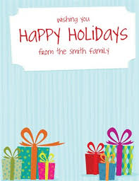 collection templates holiday greetings magcloud