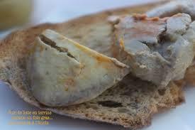 cuisiner le foie de lotte foie de lotte comme un foie gras les recettes à l