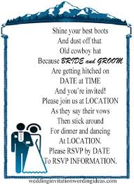 top compilation of country wedding invitation wording theruntime