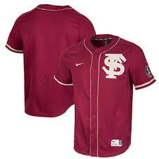 bud light baseball jersey fsu jersey florida state jerseys seminoles uniform fsu football