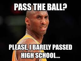 Kobe Bryant Memes - kobe bryant memes pandawhale basket ball pinterest kobe