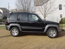 2006 black jeep liberty 2006 jeep liberty sport 4x4 jeep colors