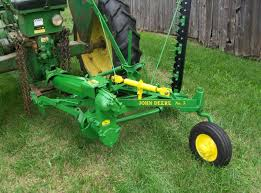 mowed many acres of hay with one of these john deere pinterest
