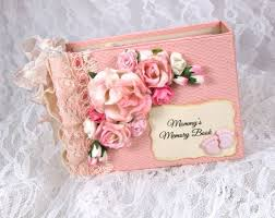 personalized scrapbooks 22 best baby girl scrapbook album images on baby girl