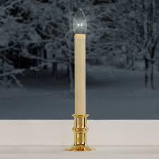 battery powered candles window bethlehemlights set of 4