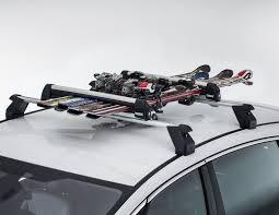porta sci auto thule皰 portasci da tetto deluxe 727 accessori ford