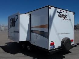 2014 pacific coachworks tango ultra lite 17ul travel trailer