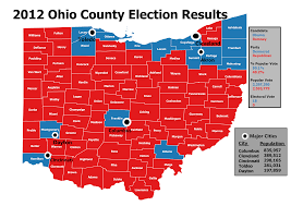 National Election Results Map by Using Opengeo Data To Predict The President