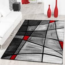 Wohnzimmer Grau Deko Wohnzimmer Grau Und Rot Stilvolle Auf Moderne Deko Ideen Zusammen