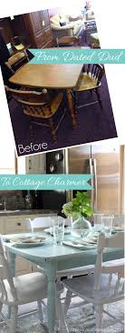 Best  Painting Kitchen Chairs Ideas On Pinterest Paint A - Painted kitchen tables and chairs