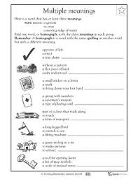Meaning Words Worksheets 70 Best Meaning Words Images On
