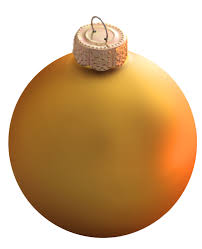 sun yellow glass ball christmas ornament ornament christmas