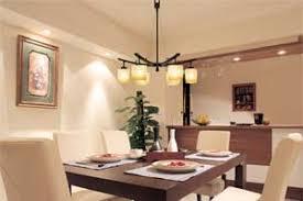 illuminazione sala da pranzo locali domestici pro light