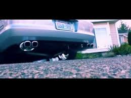 custom dual exhaust on a 2000 honda accord coupe 4 cylinder engine