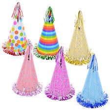 party hats bulk metallic cone party hats 12 5 in at dollartree