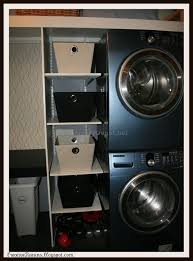 Small Laundry Room Sinks by Small Laundry Room Ideas Stacked Washer And Dryer 9 Best Laundry