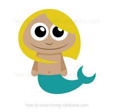 draw mermaid