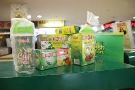 Teh Racek franchise minuman teh peluang usaha modal kecil universitas