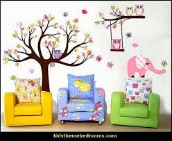 Kids Room Wall Decor Stickers by Decorating Theme Bedrooms Maries Manor Tree Murals Tree Wall