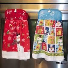kitchen towel craft ideas sew simple gift make a hanging potholder dishtowel organized