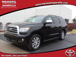 toyota land cruiser certified pre owned certified pre owned 2016 toyota sequoia ltd 4d sport utility in