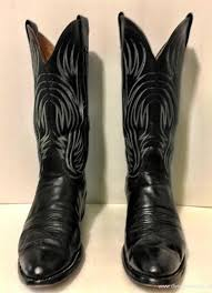 womens black cowboy boots size 9 101vintage mens boots s brown and roper cowboy boots by