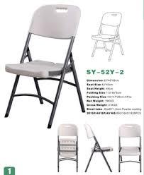 Dining Room Folding Chairs Plastic Dining Room Folding Chair Silla Plegable Buy Folding