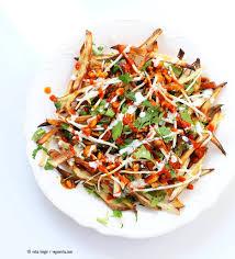 vegan sriracha mayo baked vietnamese fries vegan richa
