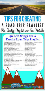 travel songs images Best road trip songs for families family road trip travelingmom jpg