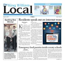 04 05 2017 by the king william local issuu