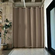 Fabric Room Divider Hanging Fabric Room Divider S Hanging Curtain Room Divider