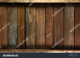 wooden paneling bottom wooden box crate wood paneling stock photo 386856118