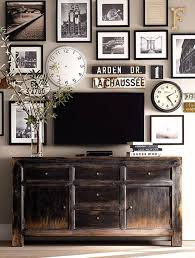 stunning design pottery barn wall decor cheerful planked usa wall