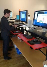 how can i convince my boss to let me try a standing desk