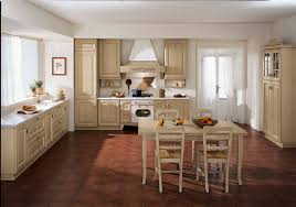 alluring french country kitchen ideas with white wooden rectangle