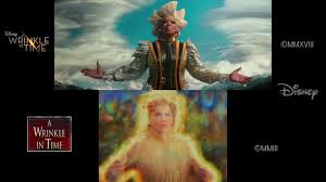 a wrinkle in time 2003 2018 side by side trailer comparison