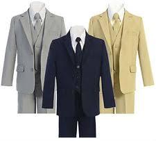 boys grey suit ebay