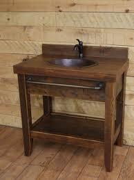 Bathroom Vanity Reclaimed Wood Rustic Bathroom Vanities Reclaimed Wood Rustic Bathroom Vanities