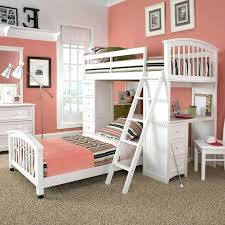 girls loft bed with a desk and vanity pottery barn loft bed with desk chelsea bedroom vanity and c inside