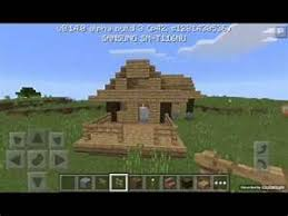 membuat rumah di minecraft gambar rumah sederhana di minecraft cara membuat rumah sederhana di