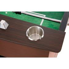 Table Cup Holder Primo 56 In Brown Soccer Table Pool Warehouse
