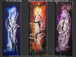 the colors of swing art by lena