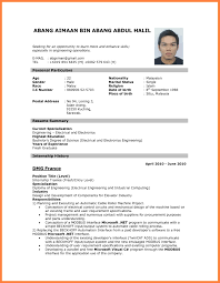 Best Business Resume How To Spell Resume Resume For Your Job Application