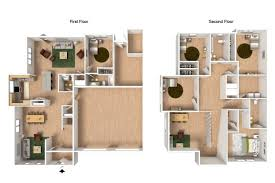 Furniture Floor Plans Spacious Homes Military Fairbanks North Haven Communities