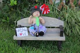 Bench Photography Wooden Park Bench Photography Prop By Twinklestarphotoprop On Etsy