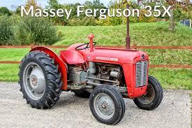massey ferguson 35x restoration part 3 farm tech supplies