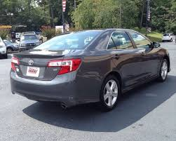used toyota 2014 2014 used toyota camry l at city auto sales of hueytown iid 16843857