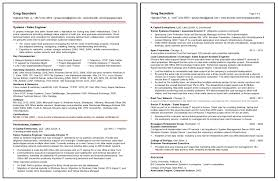 Systems Administrator Sample Resume by Senior Systems Engineer Resume Sample Free Resume Example And