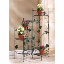 metal tiered plant stand foter